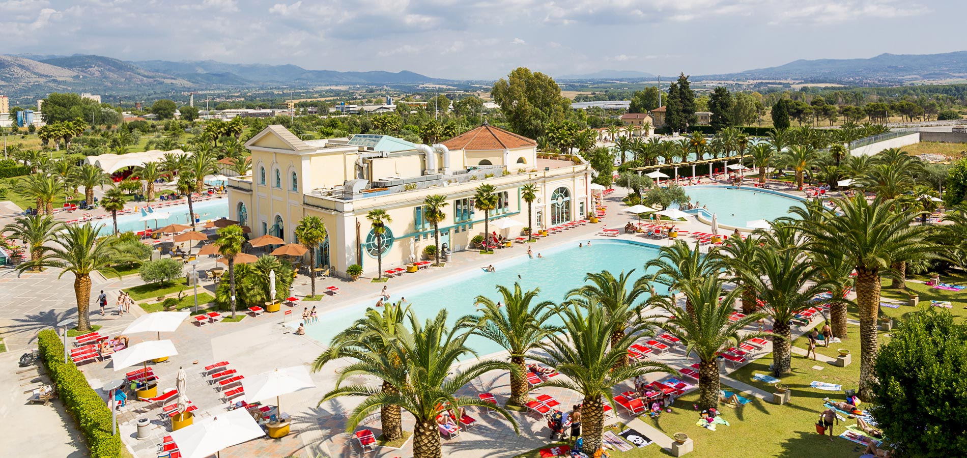 Hotel termale con centro benessere e spa a tivoli terme - Hotel piscina roma ...