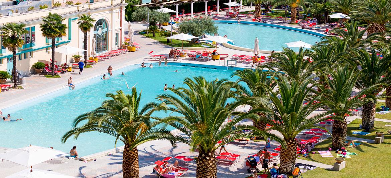 Cure termali convenzionate inps | Victoria Terme Hotel - Tivoli (Roma)