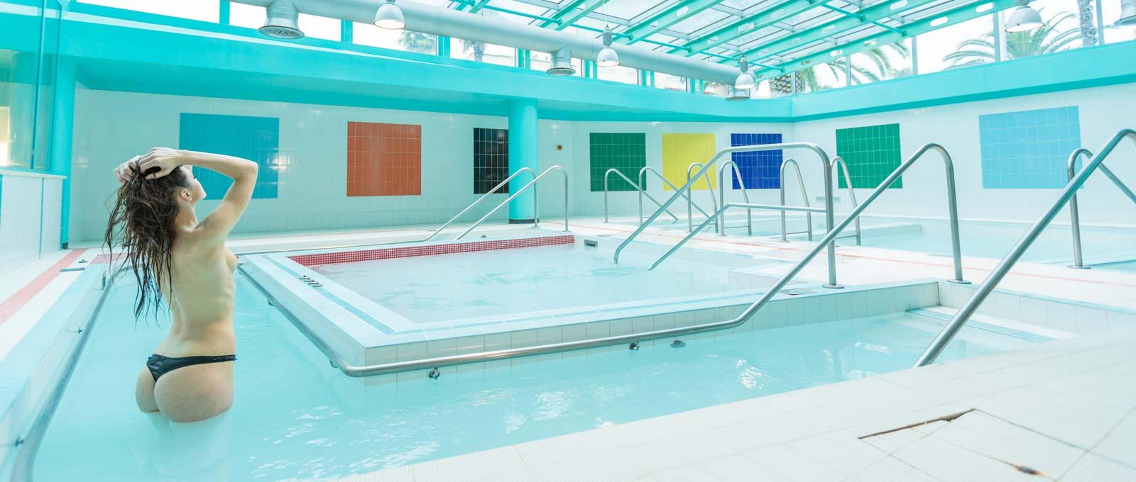 Hotel con centro benessere termale nel lazio vicino roma - Suio terme piscine ...